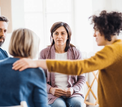 group therapy support