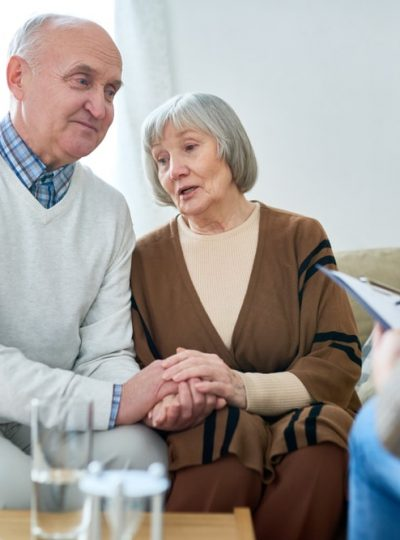therapy for older people