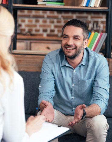 therapist for men